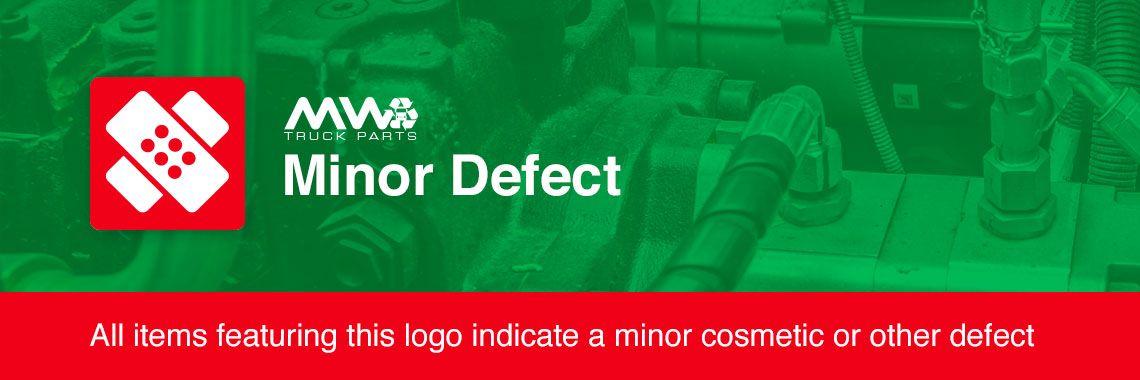 Minor Defect