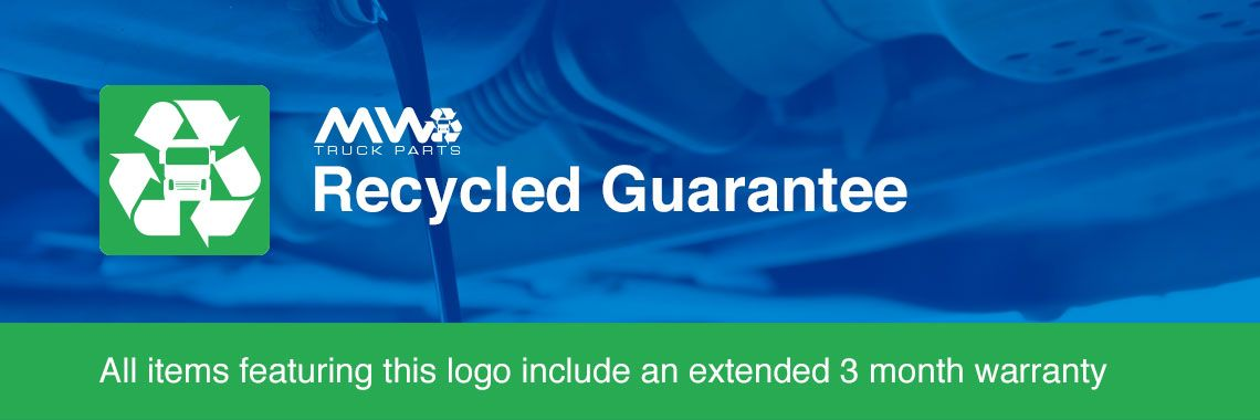 Recycled Guarantee