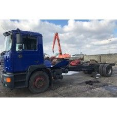 2004 MAN ERF ECM 18 TONNER with Cummins Engine - Just In