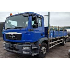 Just In - 2011 MAN 18.250 TGM Truck For Breaking