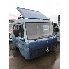 1989 Rare Mercedes 814 Sleeper Cabin