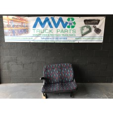 Double Passenger Near Side Chair / Seat for Iveco Euro Cargo