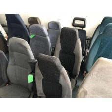 Air & mechanical driver and passenger truck seats & chairs