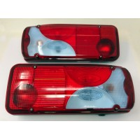 Pair of combination rear lights for MAN TGA TGX TGS