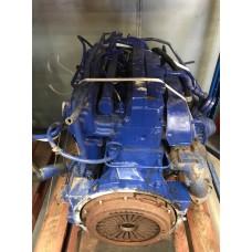 MAN L200 Engine 8.163 Complete D0824