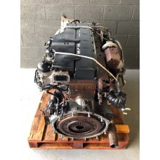 MAN TGM Engine for breaking & parts salvage 18.250 D0836 LFL63 2011 Euro 5