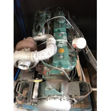 1991 Volvo FL6 Fire Truck Engine (Low Miles 86,997kms)