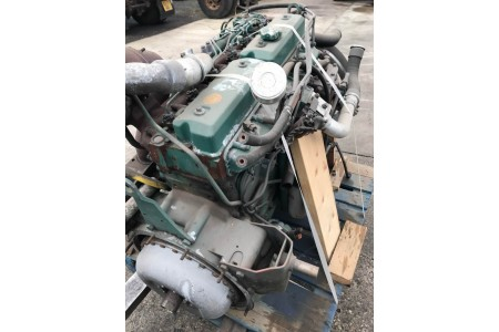 Volvo FL6 TD61 Fire Truck Engine Low Miles 86,997 kms