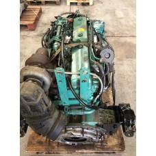 Volvo FL6 D6A 210 BHP Complete Engine Manual Fuel Pump
