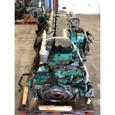 Volvo FL240 Engine D7E Euro 5