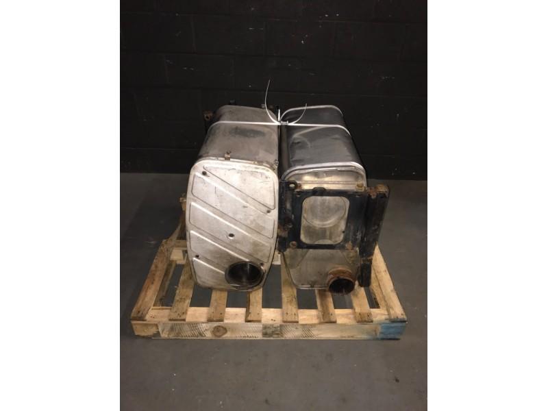 MAN TGA Catalytic Converter for spares or repair POA
