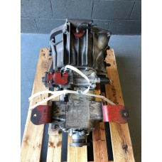 5 Speed Iveco 75E15 Manual Gearbox Type 2855.524L99