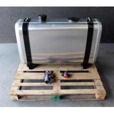 New Hydraulic Tank Aluminium 190 Litre Inc Valve & Brackets