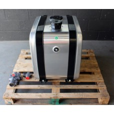 Aluminium Hydraulic oil Tank 180 litre side mounted