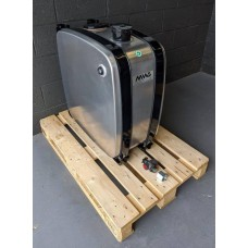 200 Litre Aluminium Hydraulic Oil Tank Side Mounted