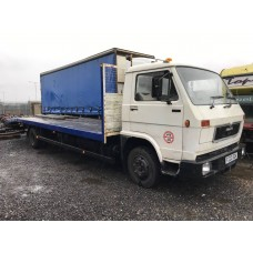 MAN 8.150 Plant Recovery Beaver Tail Truck Low Miles Winch