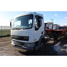 2001 DAF LF45-170 Truck Breaking For Parts
