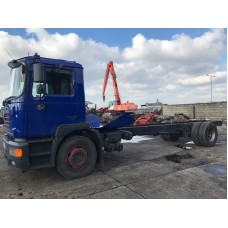 2004 ERF ECM Breaking for Parts
