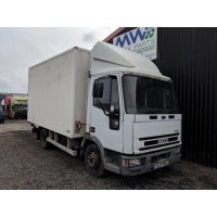 Breaking a 1999 Iveco Euro Cargo 75E15 Truck For Parts