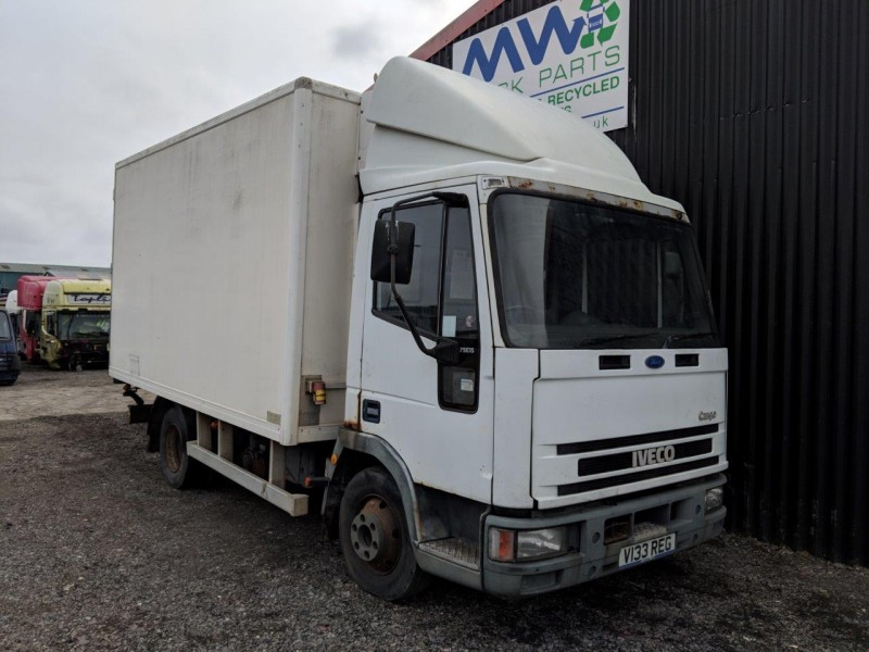 1999 Iveco Euro Cargo 75E15 Truck Breaking For Parts