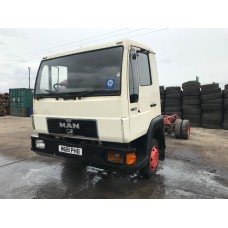 1995 MAN 8.153 Truck Breaking For Parts