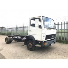 Mercedes 814 Truck For Breaking