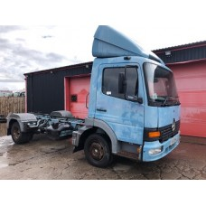 Mercedes Atego 815 for Breaking and Spare Parts