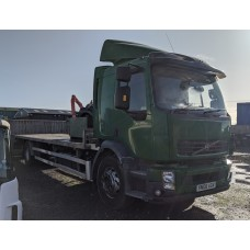 2008 Volvo FL-240 Flatbed Truck for Breaking & Parts