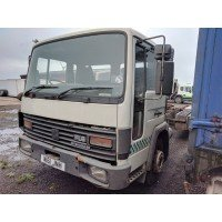 Breaking a 1996 Volvo FL6 Truck For Parts